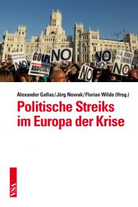 Veröffentlichung in: Politische Streiks im Europa der Krise